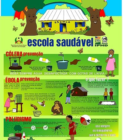 Health education in Guinea-Bissau